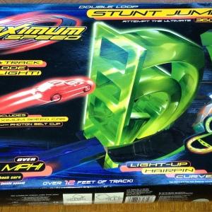 Maximum Speed Stunt Car Set