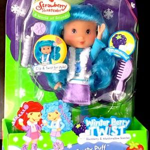 Frosty Puff Doll Strawberry Shortcake Doll