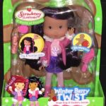 Ginger Snap Winter Berry Twist Doll