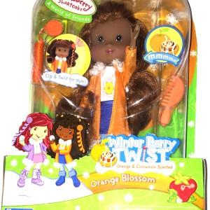 Orange Blossom Doll Winter Berry Twist