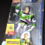 Buzz Lightyear Karate Choppin' Action Figure