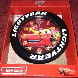Lightning McQueen Wall Clock