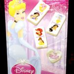 Domino Game Featuring Disney Princesses