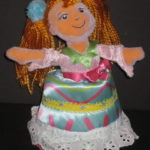 Cutie Cakes Doll Pistachio Penny