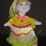 Jelly Bella Cutie Cakes Doll Blonde Hair
