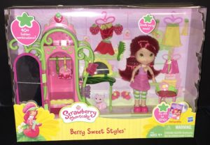 Berry Sweet Styles Strawberry Shortcake Doll