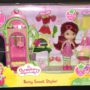 Berry Sweet Styles Strawberry Shortcake Doll