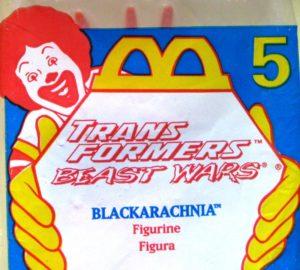 Transformers Blackarachnia