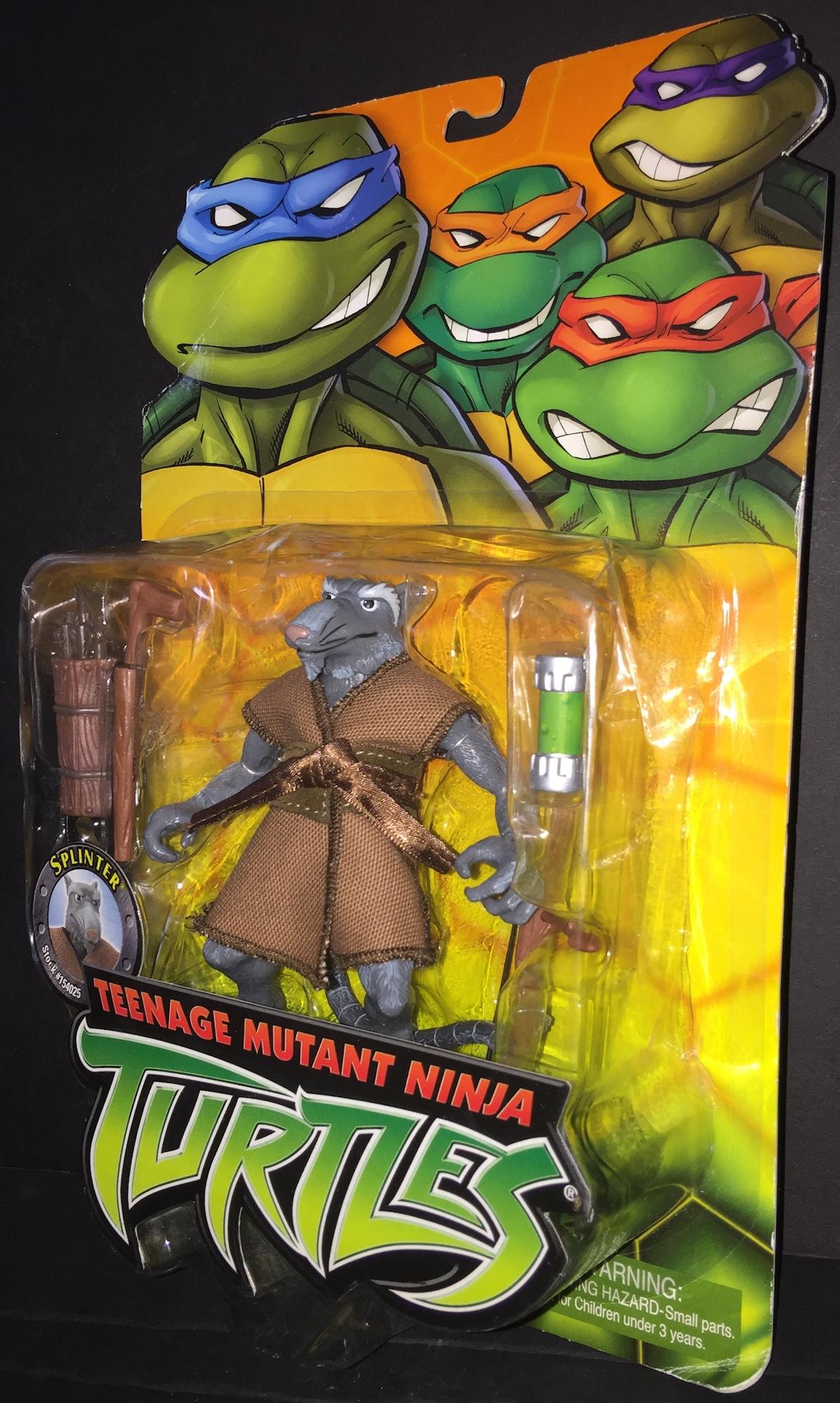 teenage mutant ninja turtle splinter tmnt