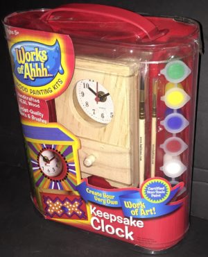 Works of Ahh Clock Craft