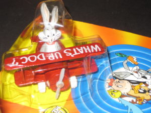 Bugs Bunny Red Airplane