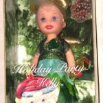 Holiday Party Kelly Doll Ornament