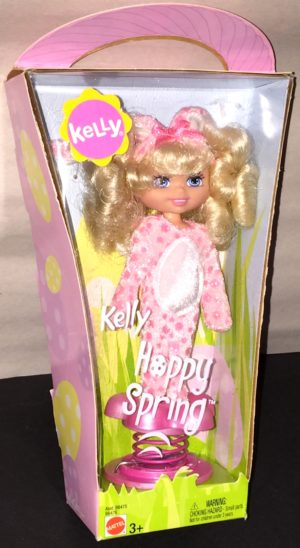 Hoppy Spring Kelly Doll