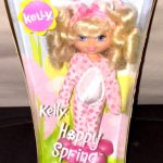 Hoppy Spring Kelly Easter Bunny Doll