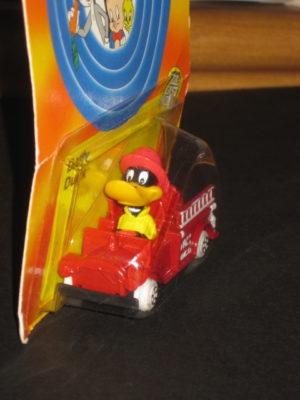 Daffy Duck Firetruck