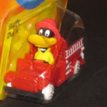 Daffy Duck Hose & Ladder Firetruck