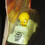 Tweety In Looney Tunes Car