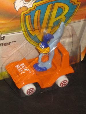 Road Runner Beep Beep Car