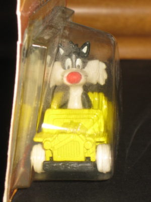 Sylvester Sufferin' Succotash Vehicle